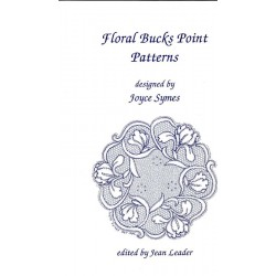 Floral Bucks Points Patterns Designed by Joyce Symes Edited by Jean Leader