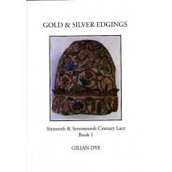 Gold and Silver Edgings by Gillian Dye