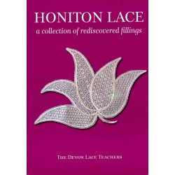 Honiton Lace  A Collection of Rediscovered Fillings by The Devon Lace Teachers
