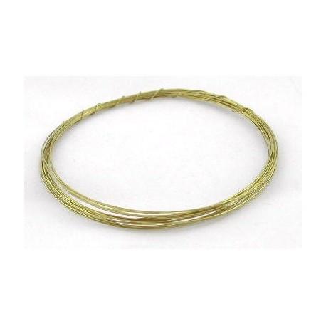Brass Spangling Wire
