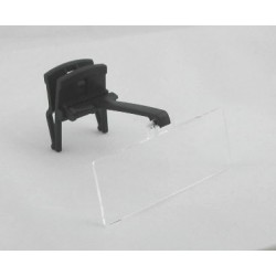 Clip on magnifier with High Quality German Optics