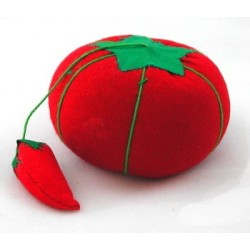 Tomato Style Pin Cushion