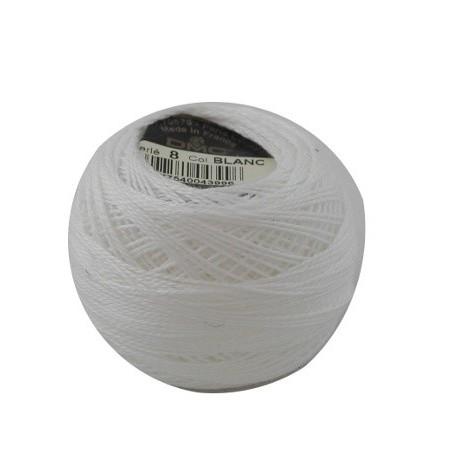 DMC Coton Perle No 8 10g/80m ball