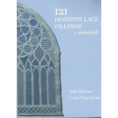 121 Honiton Lace Fillings revisited