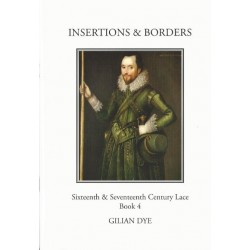 Insertions and Borders by Gillian Dye