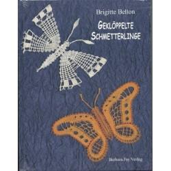 Gekloppelte Schmetterlinge by Brigitte Bellon