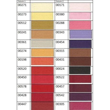 Coats Seta Reale Silk Nr100