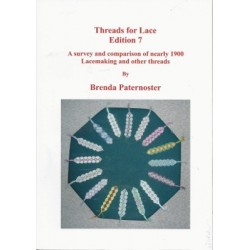 Threads for Lace Edition 7 (OUT OF PRINT)
