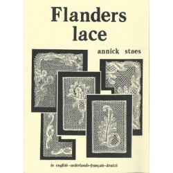 Flanders Lace (cream book) by  Annick Staes