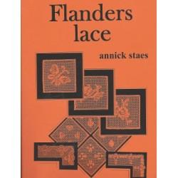 Flanders Lace (orange folder) by Annick Staes