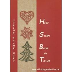 Herz Stern Baum ein Traum by Sabine Frank-Hart