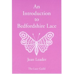 An Introduction to Bedfordshire Lace by Jean Leader (Lace Guild)