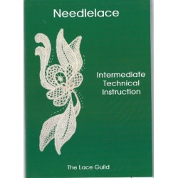 Needlelace Intermediate Technical Instruction Book (Lace Guild)