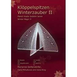 Kloppelspitzen Winterzauber II by Marianne Geissendorfer