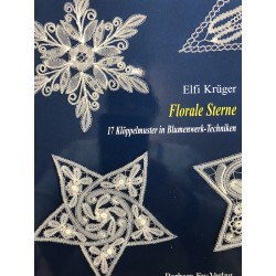 Florale Sterne by Elfie Kruger