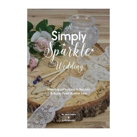 A simply Sparkling Wedding Jane Lewis and Sally Smiddy