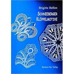 Schneeberger Kloppelmotive by Brigitte Bellon