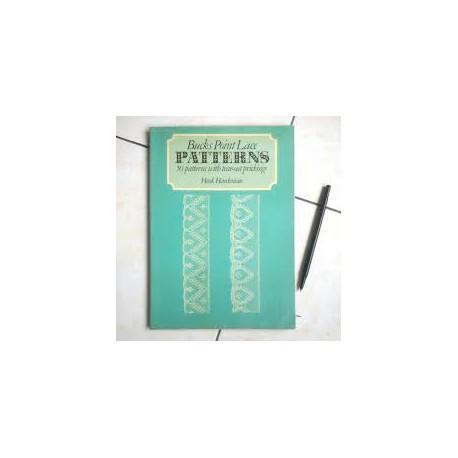 Bucks Point Lace Patterns by Henk Hardeman