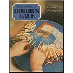 The Techniques of Bobbin Lace by Pamela Nottingham