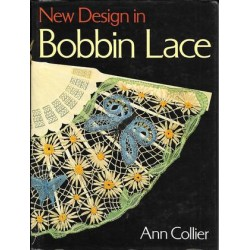New Designs In Bobbin Lace by Ann Collier
