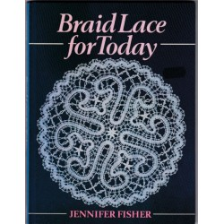 Braid Lace for Today by Jennifer Fisher