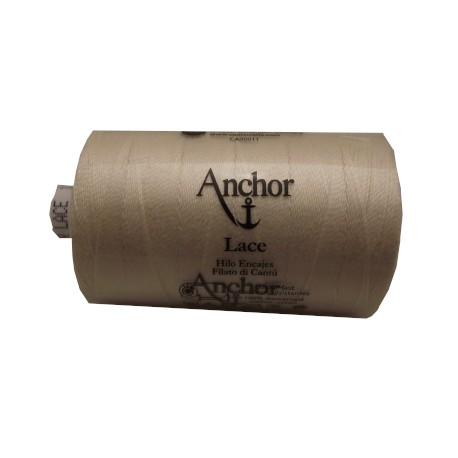 Anchor Lace No 30 white/ecru 500m