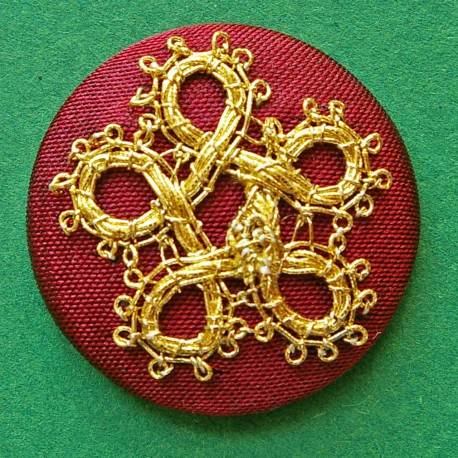Gold Button Chainette Kit