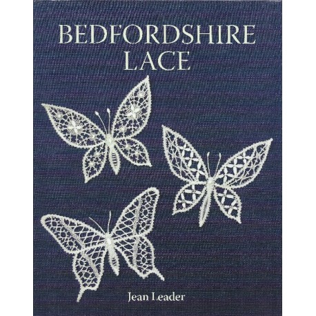 Bedfordshire Lace by Jean Leader